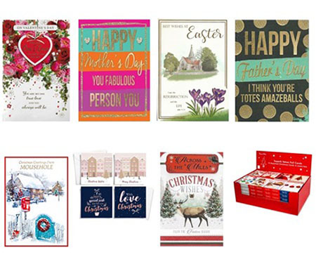 Wholesale suppliers of greeting cards and gift wrap andersons andersons wholesale home stationery and greetings cards m4hsunfo