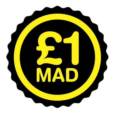 Pound Mad